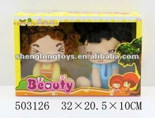 Baby doll boy and girl bobblehead 503126