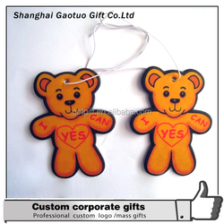 >>Cheap promotional gifts car air freshener//