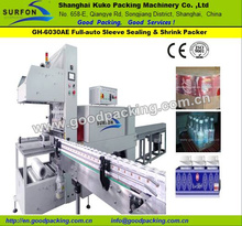 Sleeve Shrink Packaging Machines for Tinned Meat