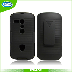 Phone case manufacturing cell holster housings for Motorola G F for xt1003