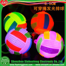 High quality funny gift Flashing Light Ball Toy For Kids