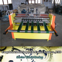 caton box making machine B Series High Speed Auto Clapboard Machine, clapboard making machine