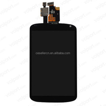 Hot Selling LCD Display Digitizer Touch Screen For LG Google Nexus 4 E960