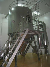 instant coffee spray dryer in foodstuff industry