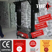 Tupo brick wall building tool / cement plastering machine for wall plastering