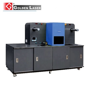 3M Reflective Striping Laser Cutting and Perforating Machine for Safety Wear