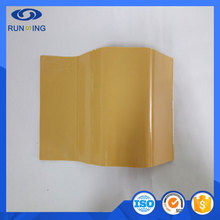 High quality corrugated fiber sheet price