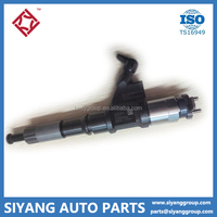 R61540080017A, Sinotruk Howo diesel engine parts Euro III fuel injector assy