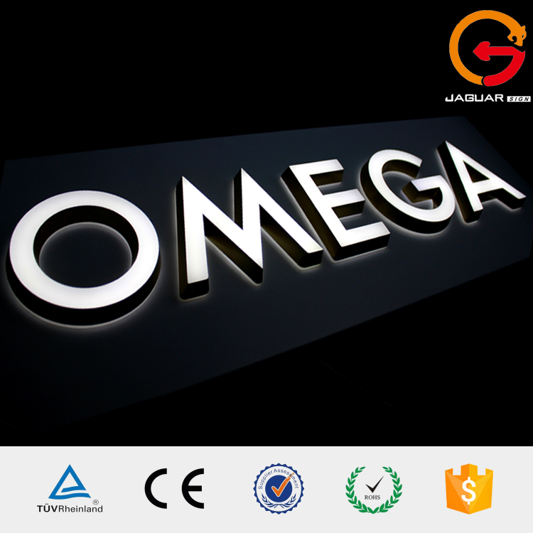 Factory Outlet Custom Acrylic Led Sign Plastic Luminous Letters Signage