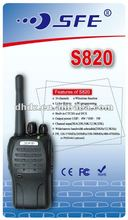 SFE handheld hot selling 2 way radio S820