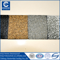 Slated surface APP/SBS bitumen waterproof membrane