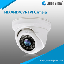 HD CCTV Camera 1080P AHD Indoor 2MP White Color IR Dome Camera
