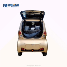 New energy battery powered china small 4 wheel electric utility vehicle