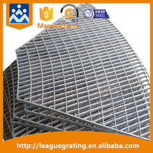 customized galvanized steel panel metal bar grating with competitive price