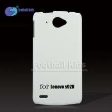 China Supplier underselling 3D Sublimation Printing plastic blank Mobile Cover Case for Lenovo S920