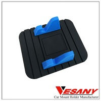 vesany soft silica gel anti slip car pad , car non slip pad mat for mobile phone ,china manufacturer