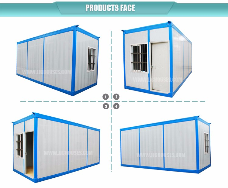 Excellent Design 40 Ft Container Office,Prefabricated Mobile Camping ...