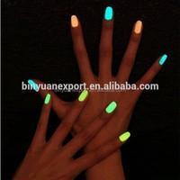 BIN Glow In The Dark Nail