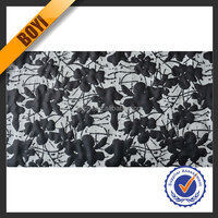 Cheap 100% Polyester Jacquard Woven Fabric