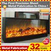2014 hot sale professional customized gas log fireplace with 32 years experience