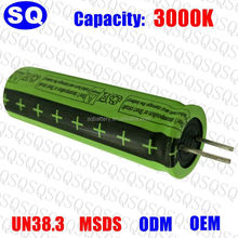 3.7V rapid charging high rate lithium ion battery 18650 for electric bike