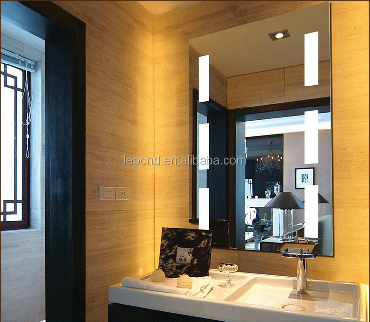 Bathroom Vanity Lights Hotel : Hotel Bathroom Vanity Led Lighted Wall Bathroom Mirrors - Buy Broadway Lighted Vanity Mirror ...