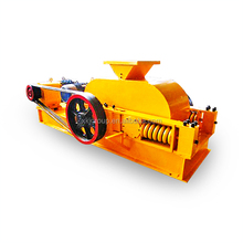 Small scale coal crushing roll crusher machine with low price