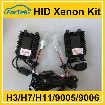Factory direct sale H3/H7/9006/9005 high quality hid xenon kit