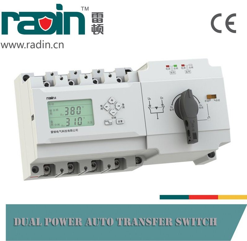 New Design 460V Automatic Transfer Switch Generator Control, automatic transfer switch equipment