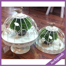 fancy indoor decorative bird cage wholesale