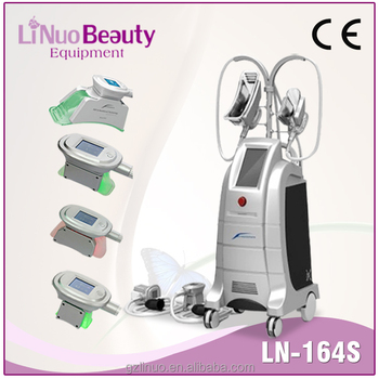 Innovative new products vacuum cavitation cryolipolysis machine