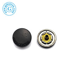 Custom metal leather snaps press buttons studs
