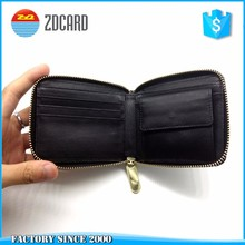 RFID blocking!! Anti-scan! Portable Convenient Smart wallet mobile card wallet