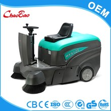 Used tennant floor scrubbers street sweeping machine