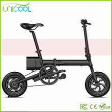 12 Inch High Quality Beach/Snow bike/Cruiser Bike/Folding/Foldable Fat Tire Electric Bike Ecycle Smart with Good Price