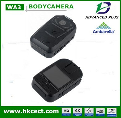 Body camera with waterproof shockproof 1080p hd digital camera with hdmi output
