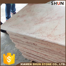 Turkey Rose Marble Pink Color Tile Cheap Marble Floor Tile With Good Quanlity