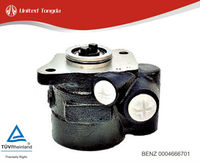 Power steering pump 0004666701 for Benz