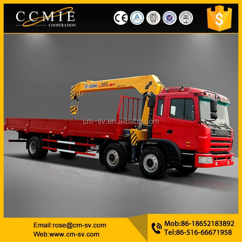 wholesale alibaba China Quality assurence load and unload crane boom truck with low price