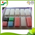 colorful epe foam blocks rubber packing materials