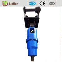 Best selling machinery Hydraulic Earth Auger/ground drill for sale