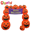 Inflatable Halloween Pumpkin Arch Led Light Halloween Decoration For Yard