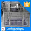 Dog Kennel Fence Panel / Galvanized Temporary Dog Fence / Metal Dog Fence