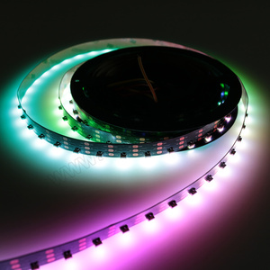 High Lumen New Product 4020 Side Emitting Led pixel Strip& tape Light 60 ,90,120 pixels per meter