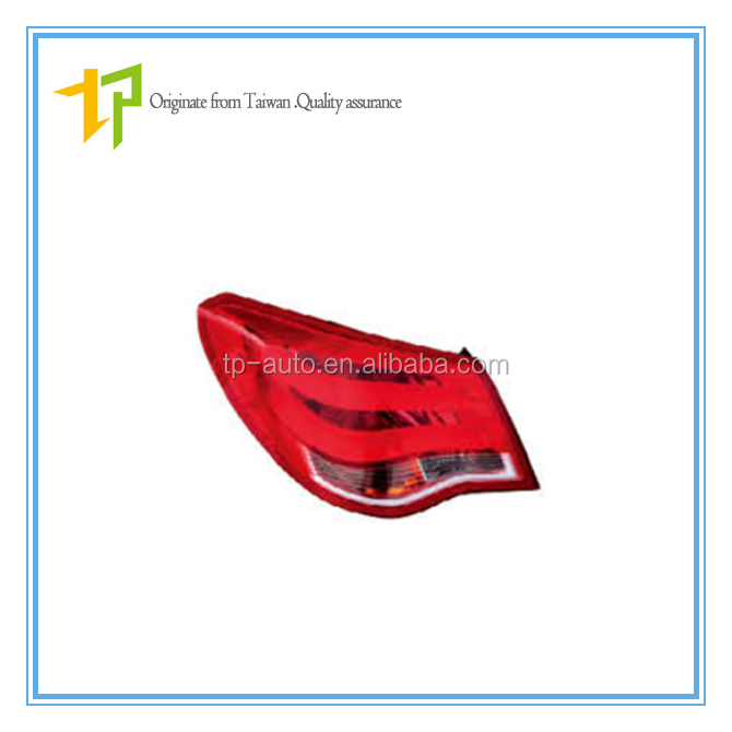 New arrival beast price tail light / rear lamp crooked style for 2013 ROEWE 550