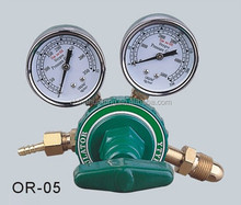 High quality oxygen flow regulator high pressure gauge O2 oxygen cylinder regulator