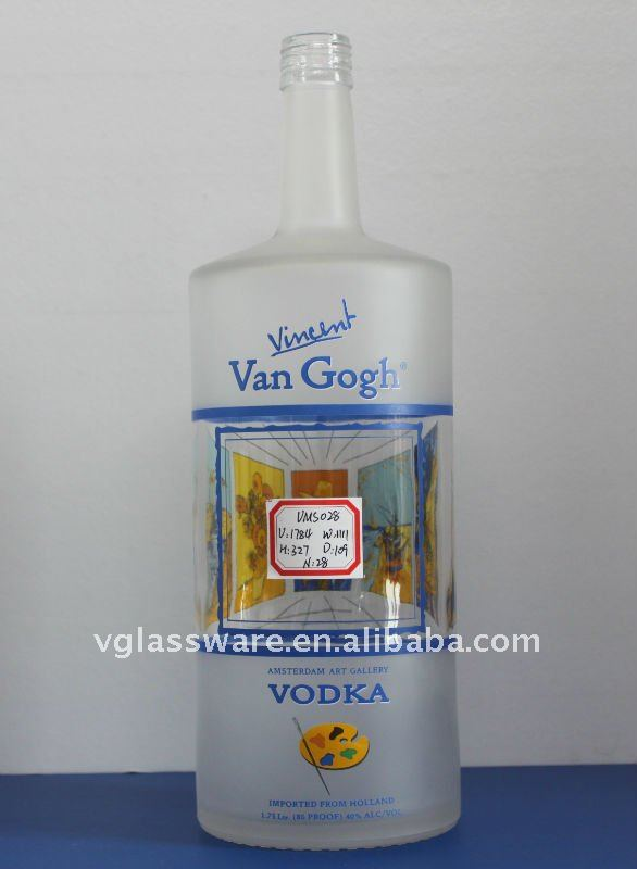 Glass bottle-VMS028