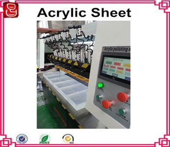 PTFE line acrylic sheet for sing board CE