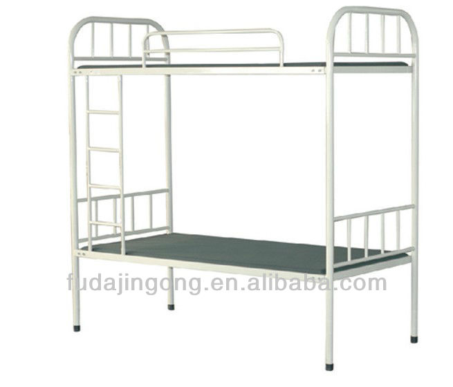 A-59 Simple structure steel bunk bed/apartment bed