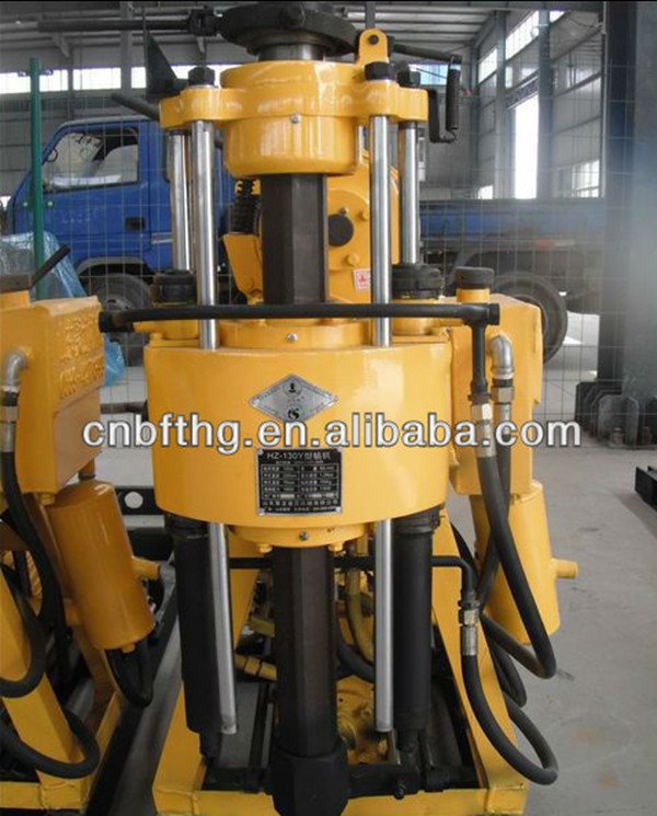 bore well drilling machine Truck Mounted water well drilling machine